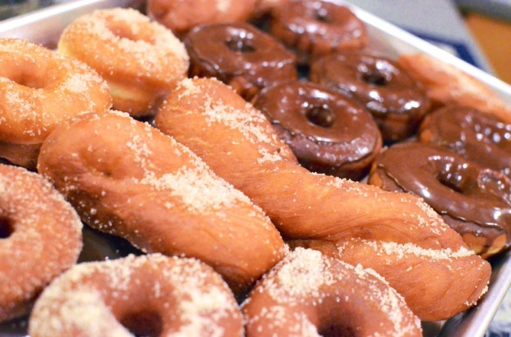 Fauzia Kitchen Fun Doughnut Recipe